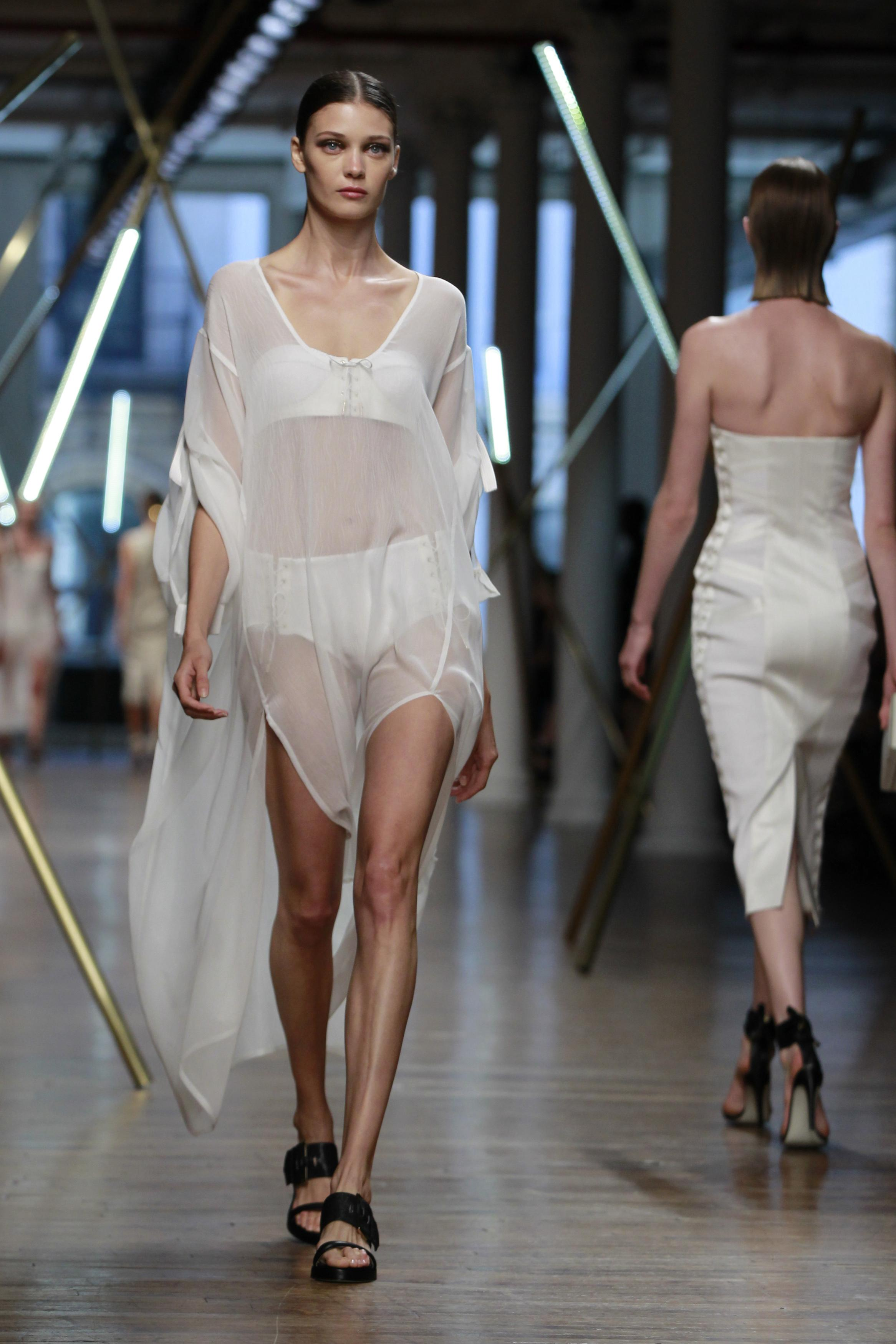 New York Fashion Week Spring 2014 Trends