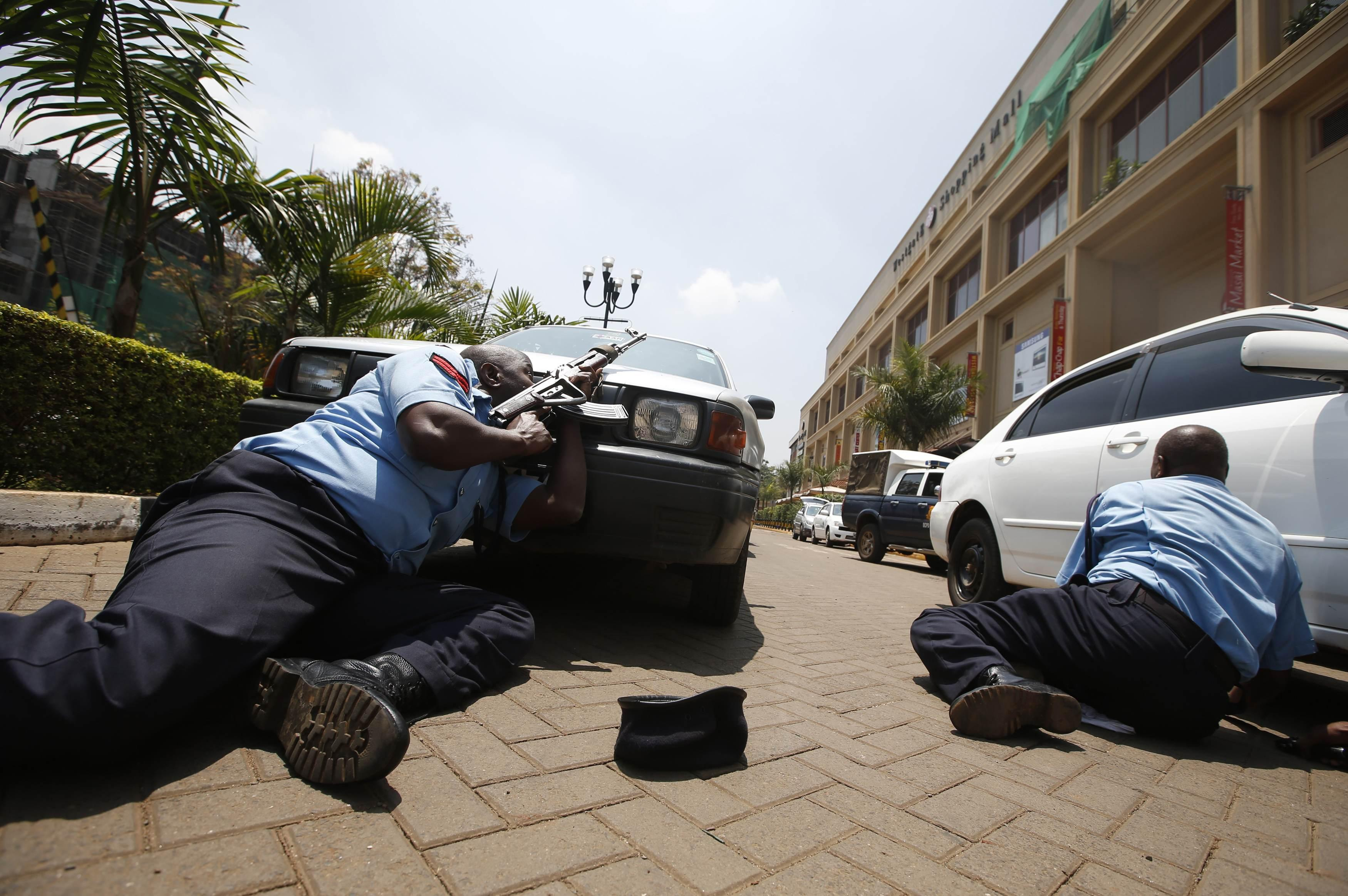 Nairobi Mall Shooting
