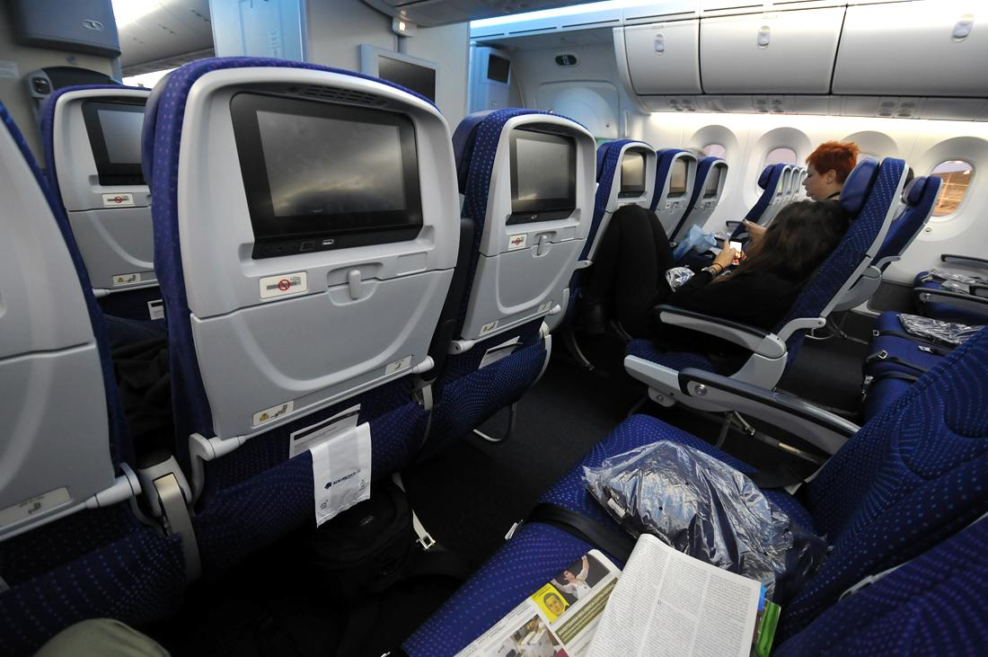 Flying The Aeromexico Boeing 787 Old School Economy Class