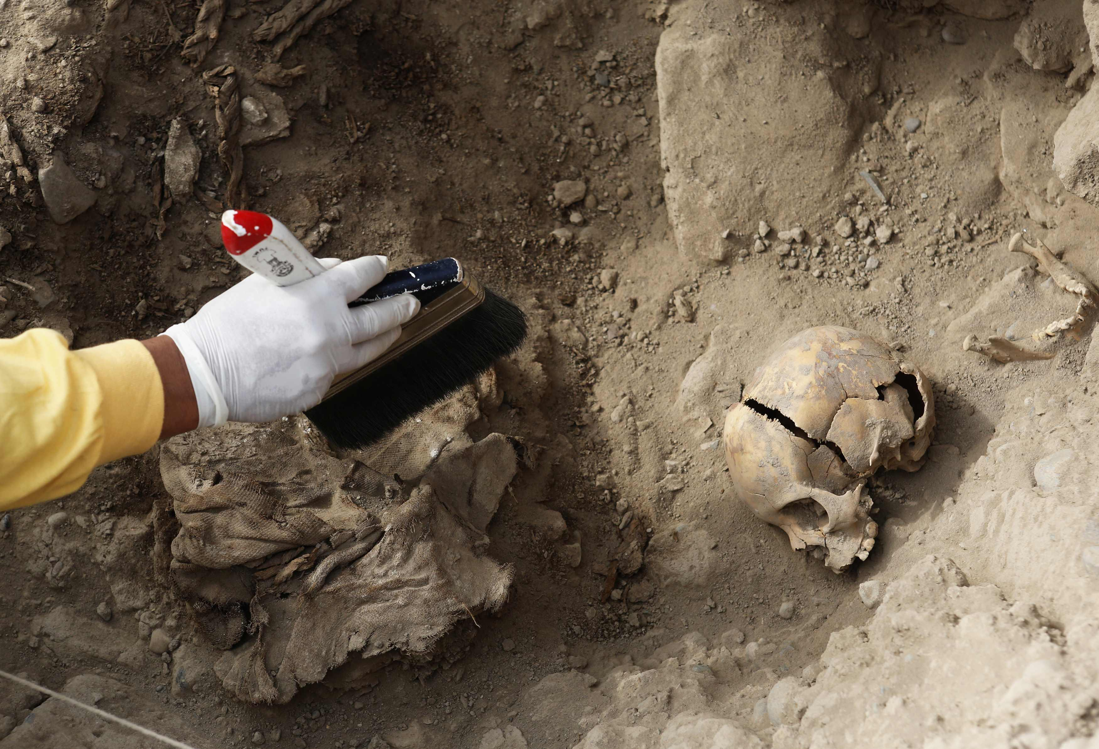 recent discoveries in archaeology - HD3500×2387