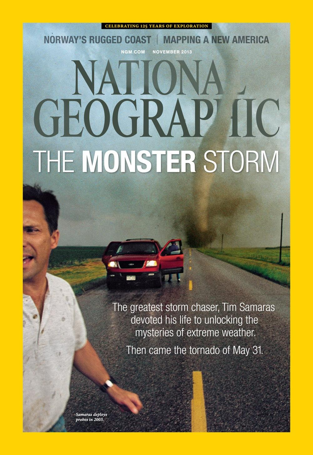 National Geographic November Issue