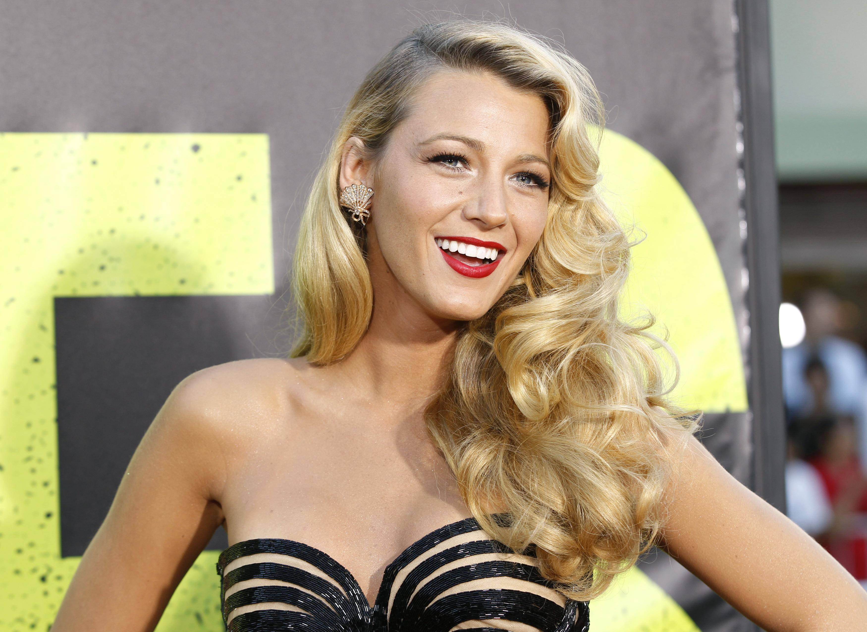 Celebrites Blake Lively nude (83 foto and video), Sexy, Cleavage, Instagram, legs 2019