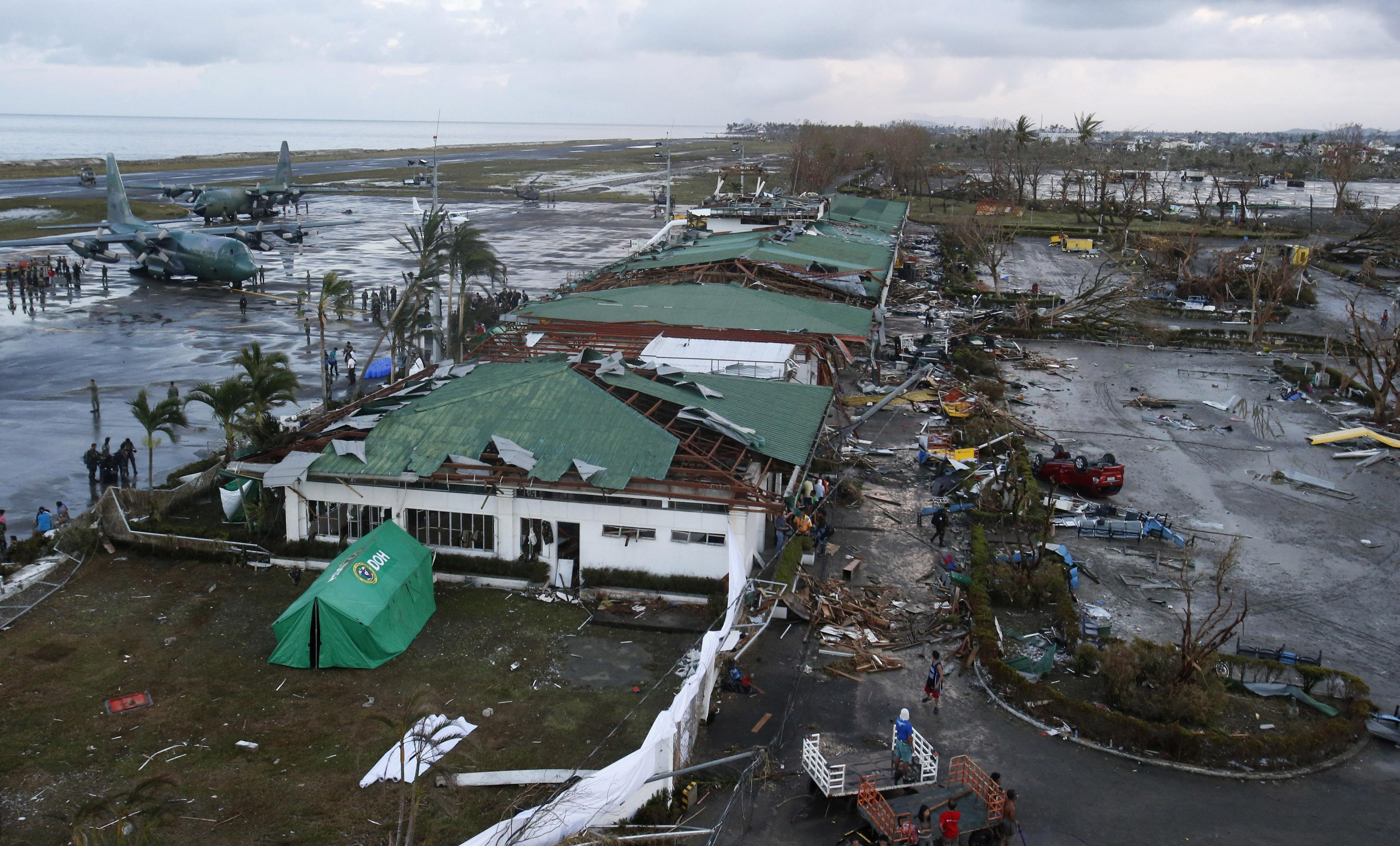 Super Typhoon Haiyan Update: Death Toll Could Surpass 1,000