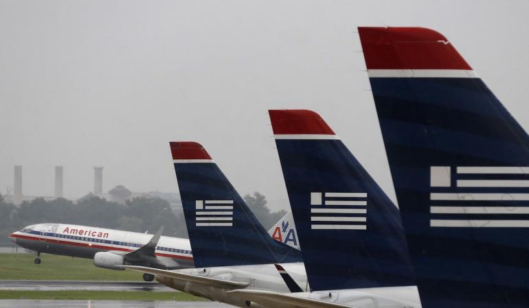 american airlines merger
