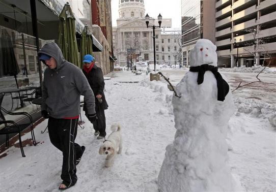 Indianapolis dogs