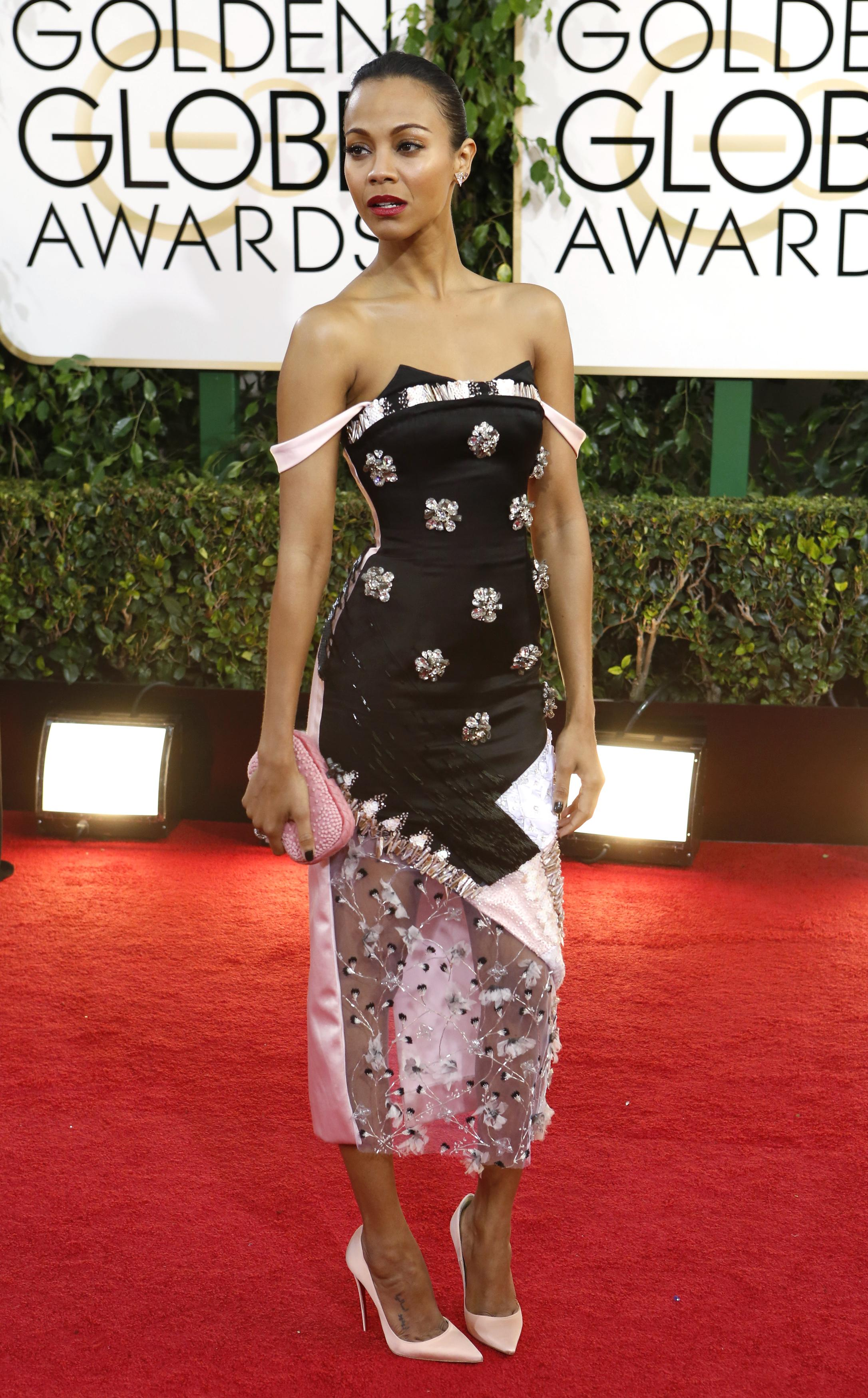 Golden globes 2014 red carpet recap the best and worst dressed photos - Golden globes red carpet ...