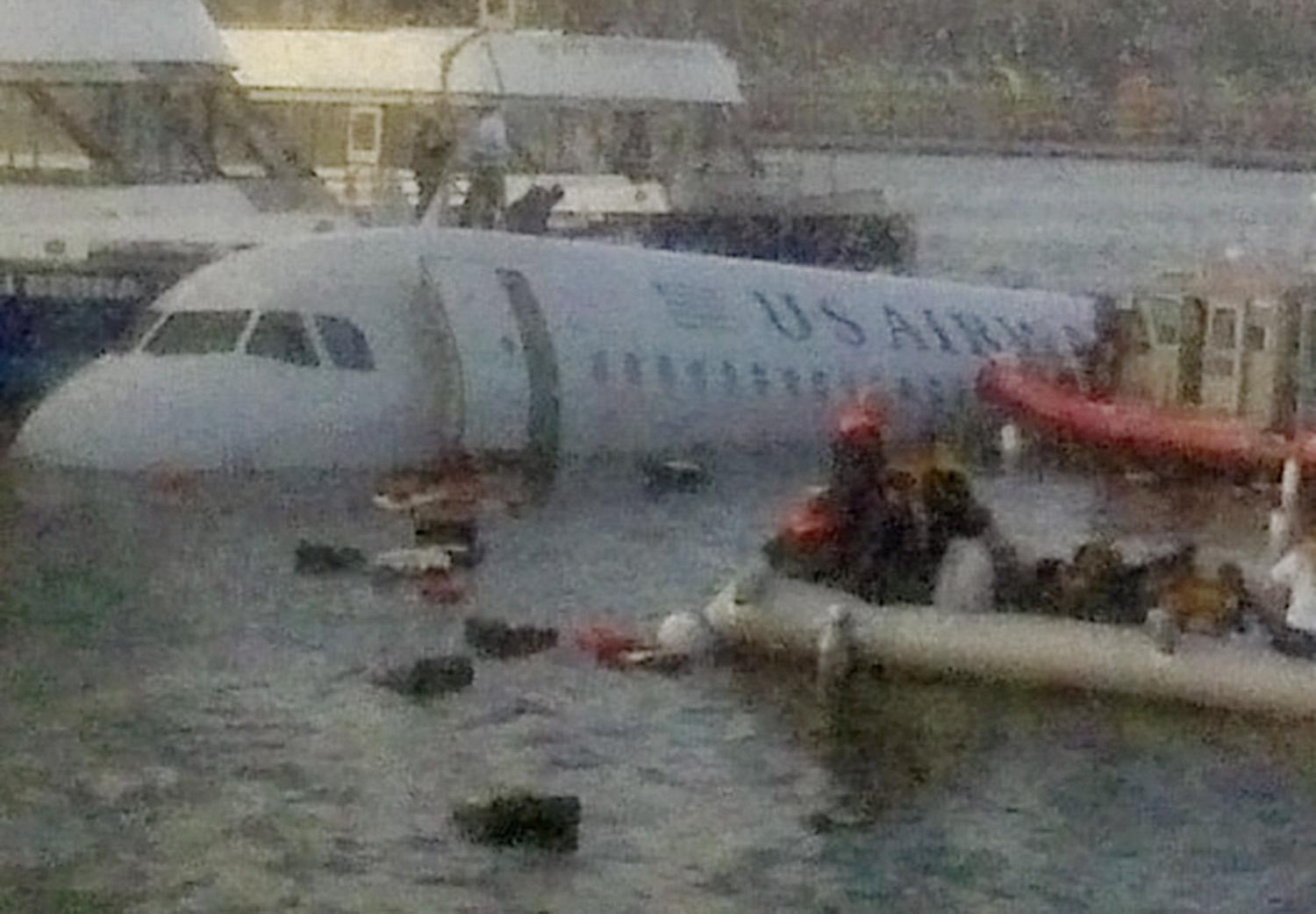 Miracle On the Hudson Rescue flight 1549