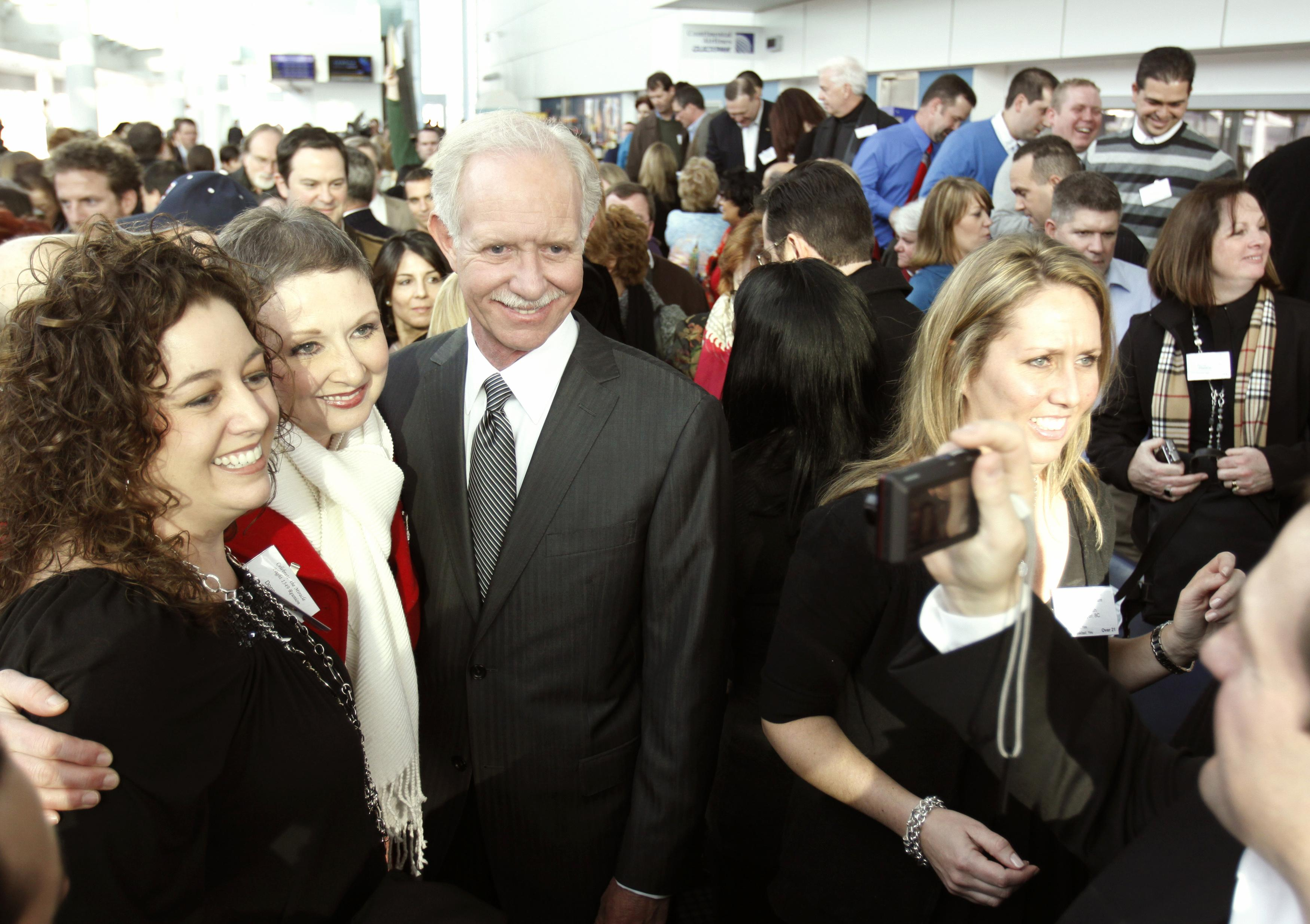 Sully with Passengers