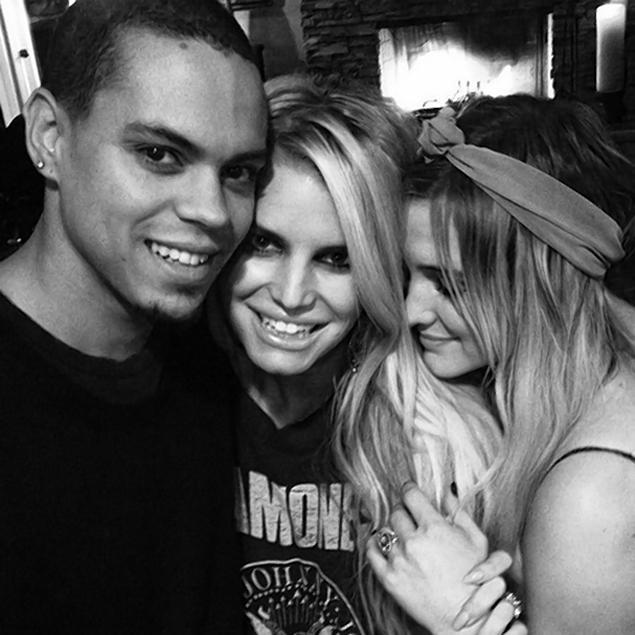 Ashlee simpson ross instagram