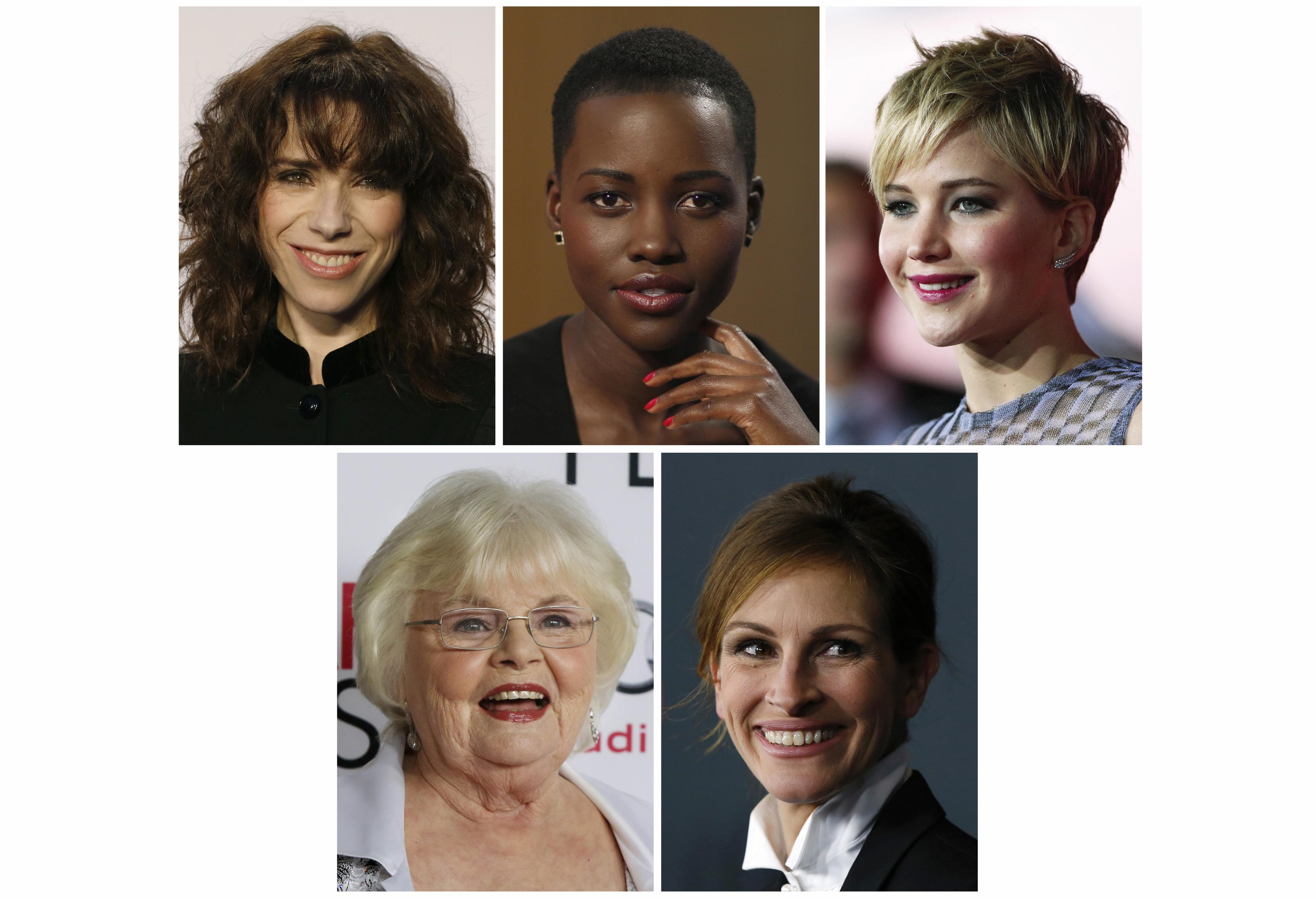 2014 Oscar Best Supporting Actress Nominees
