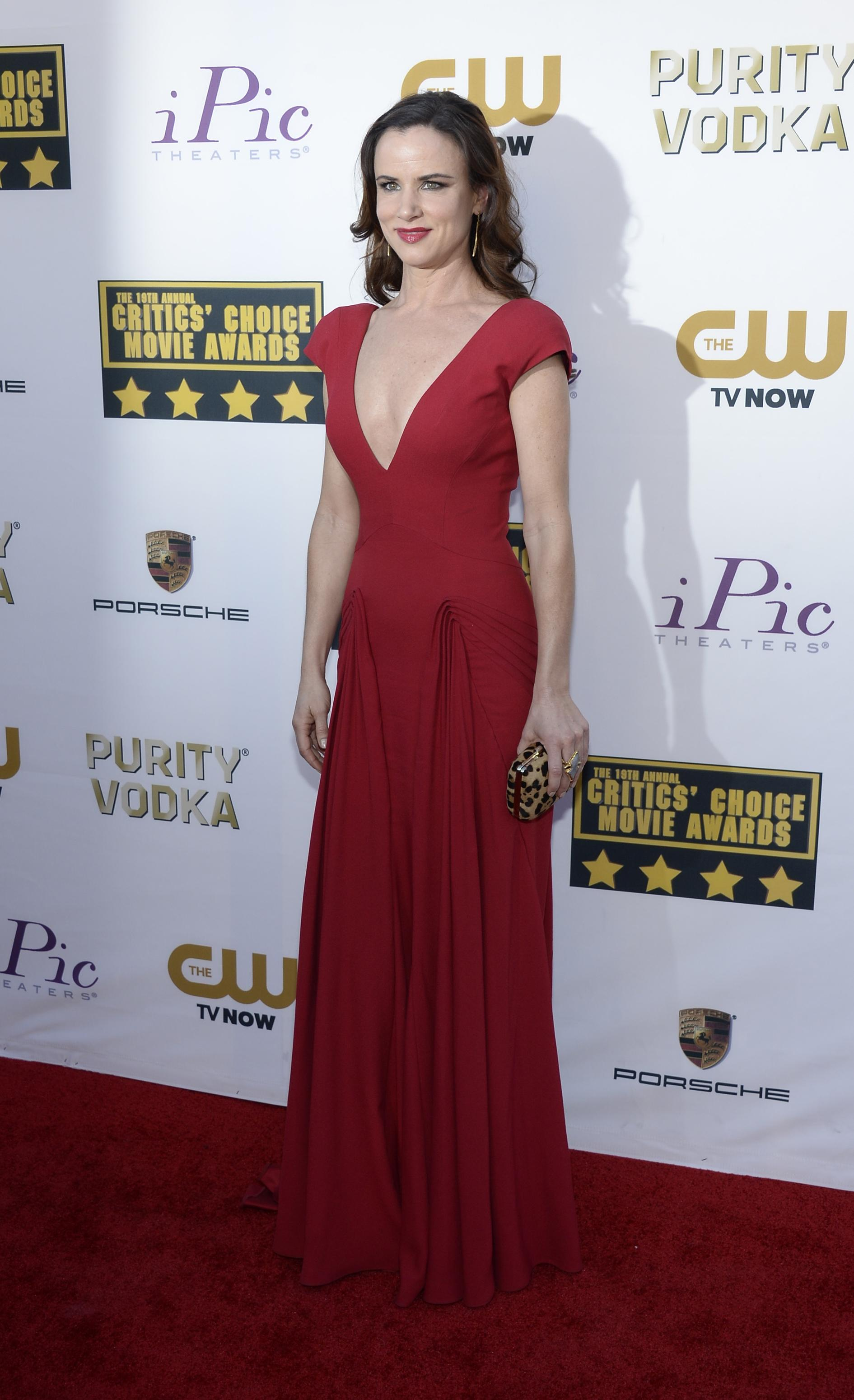 Critics' Choice Awards 2014 Red Carpet