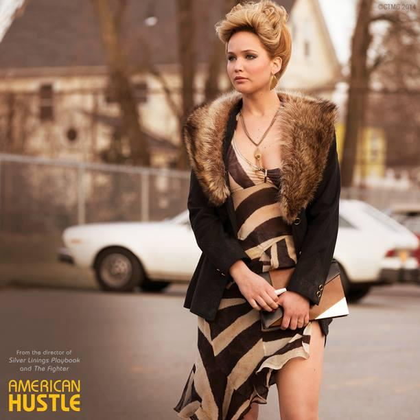"Jennifer Lawrence ""American Hustle"