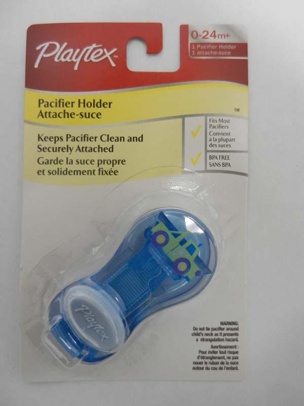 Playtex Pacifier Holder Recall