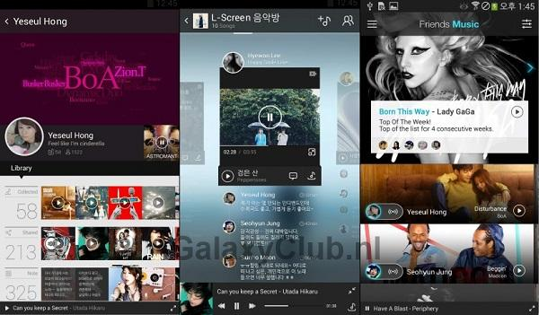 samsung music player