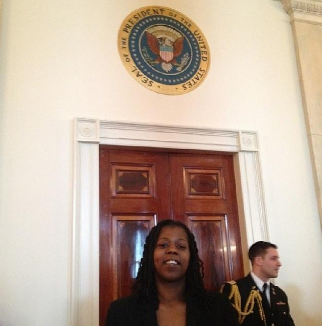 Quay in White House