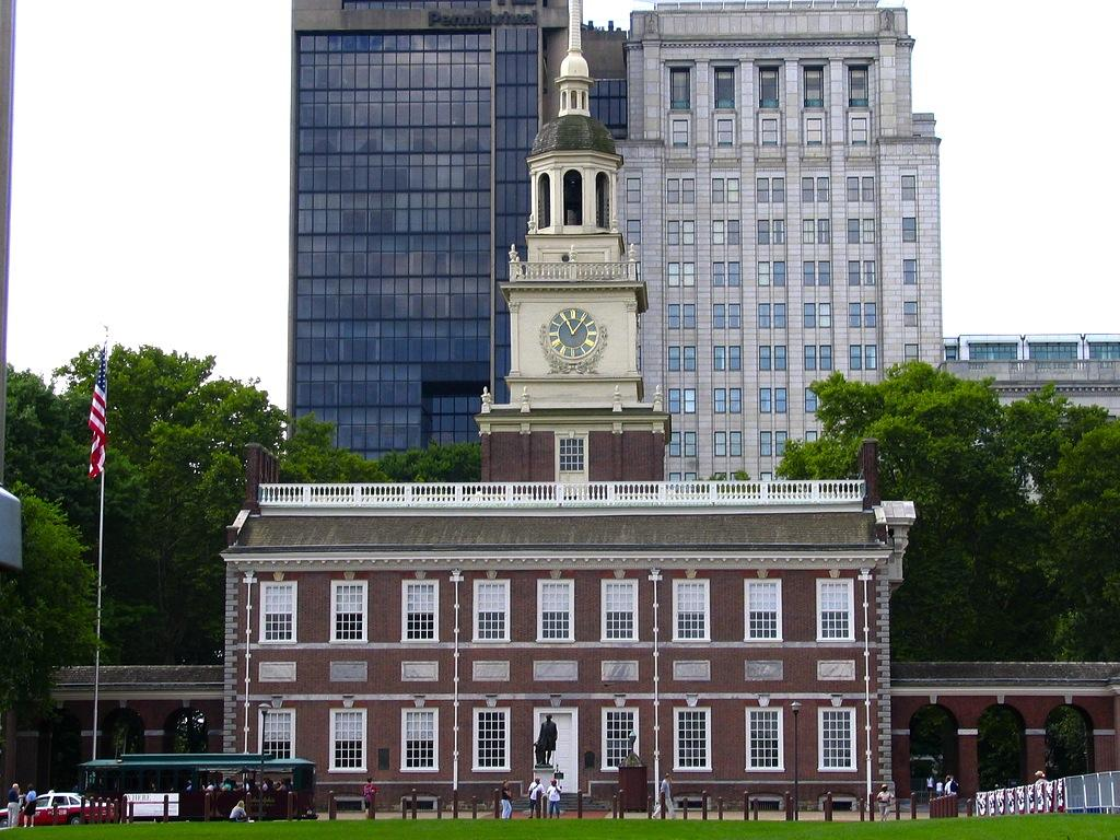 Philadelphia's Independence National Historical Park