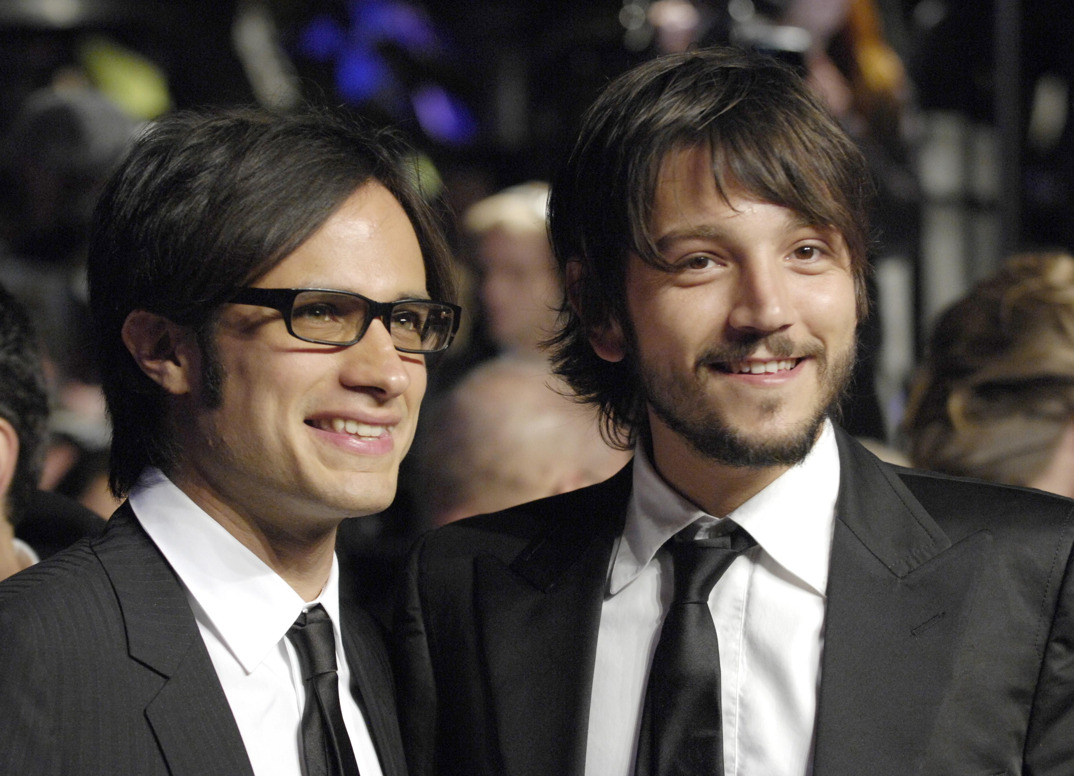 Diego Luna and Gael García Bernal