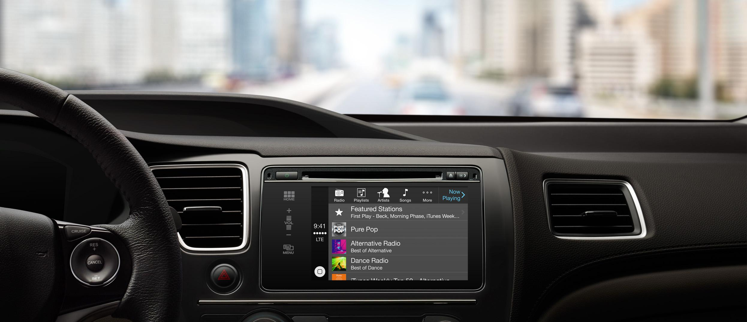 Carplay Music Apple