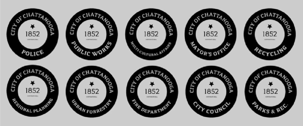Chattanooga Typeface