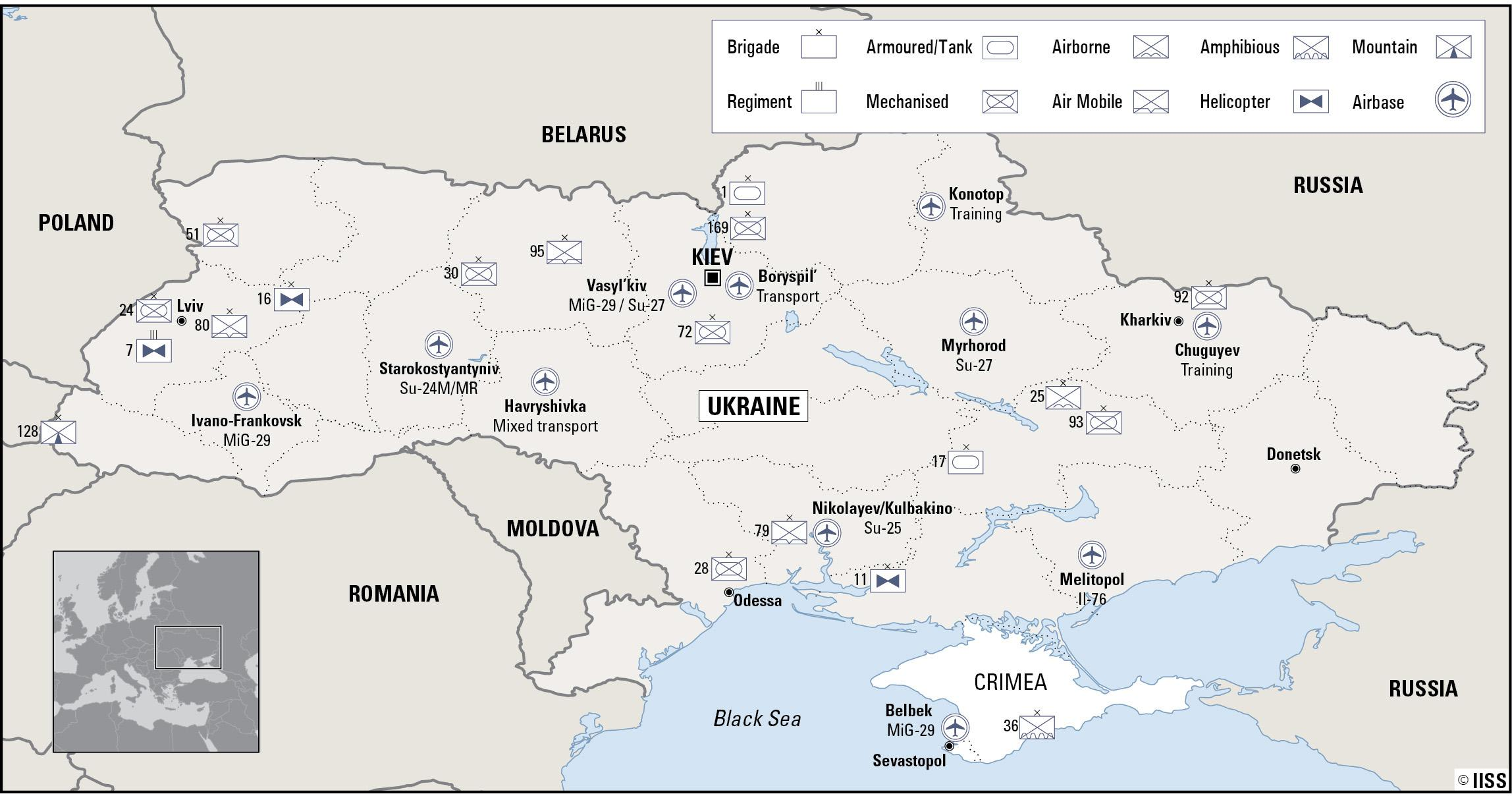 Ukraine-Crimea-2014 map