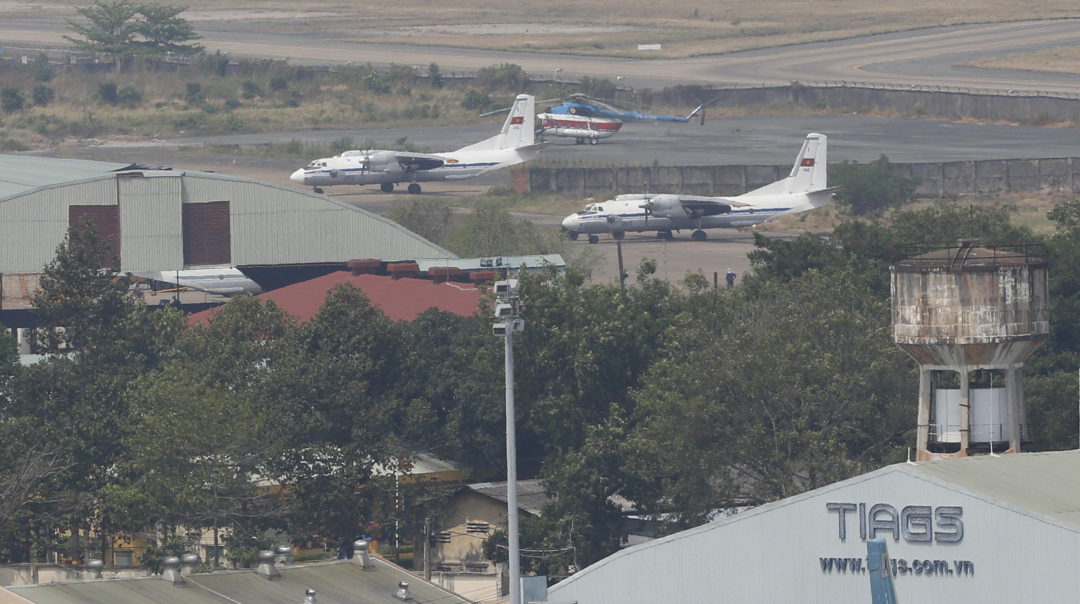 Mh370 military aircraft search