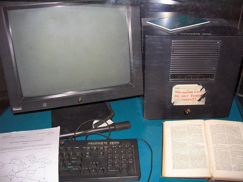 World's First Web Server