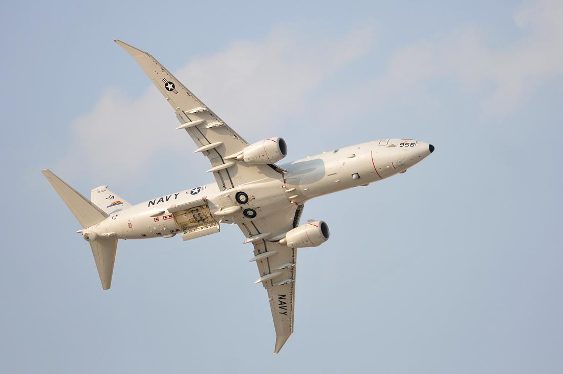 P-8 weapons bay