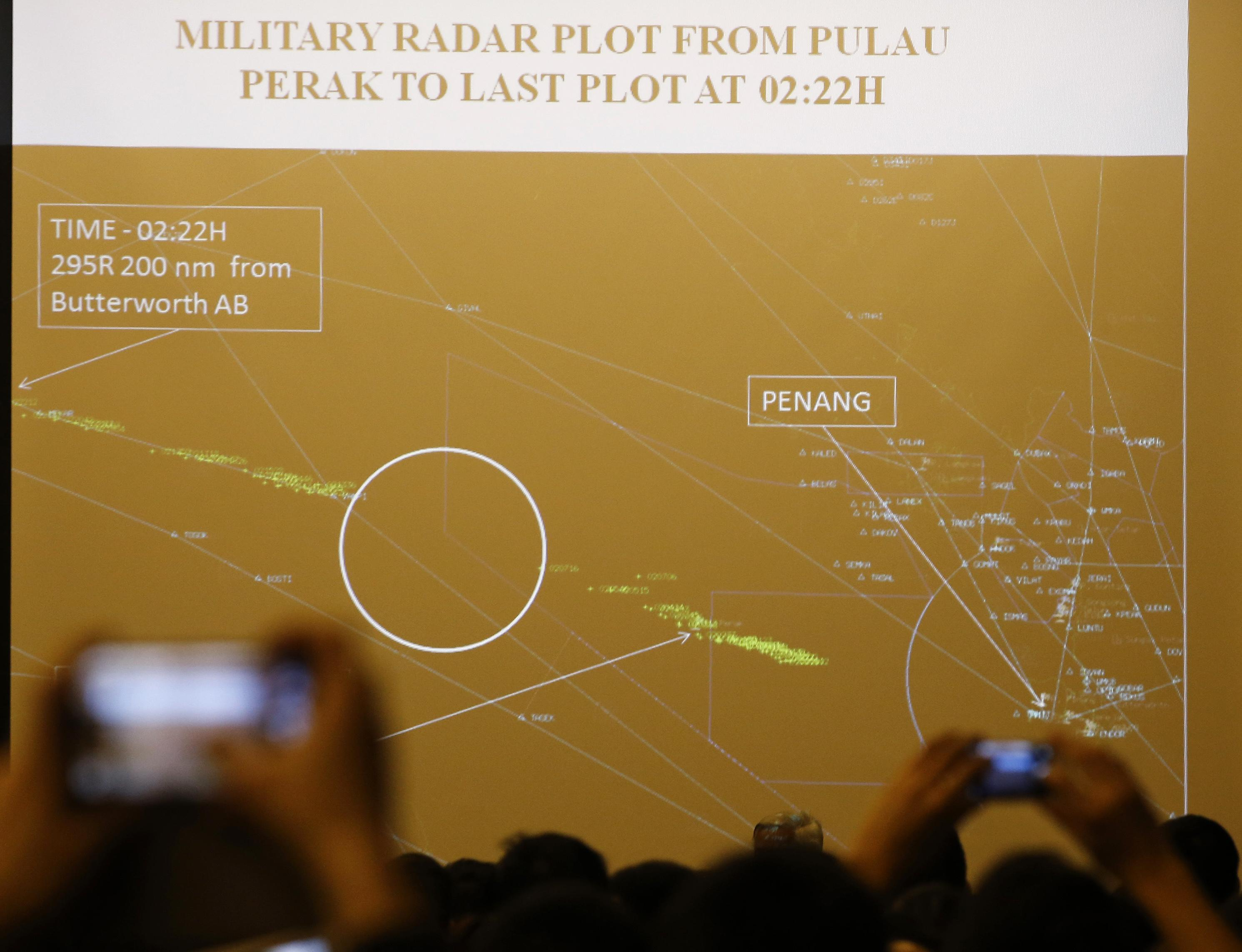 MH370 search briefing 3
