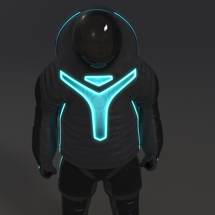 Z-2 Spacesuit - Technology