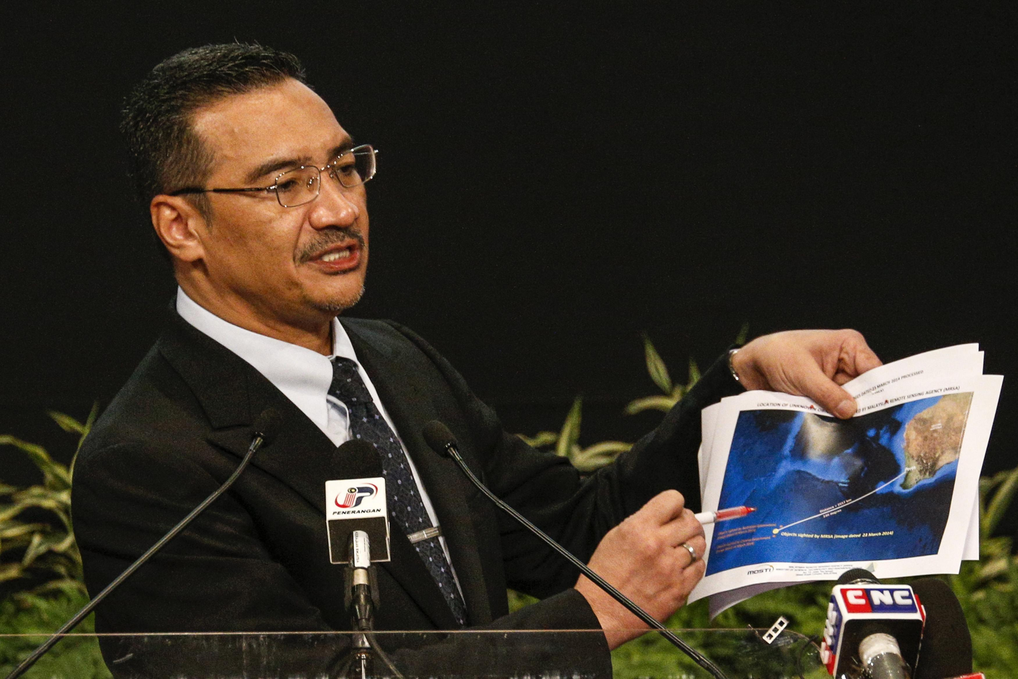 MH370 Briefing