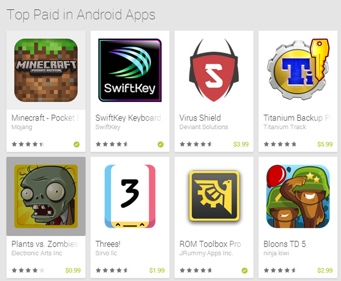Virus Shield 3rd overall paid app