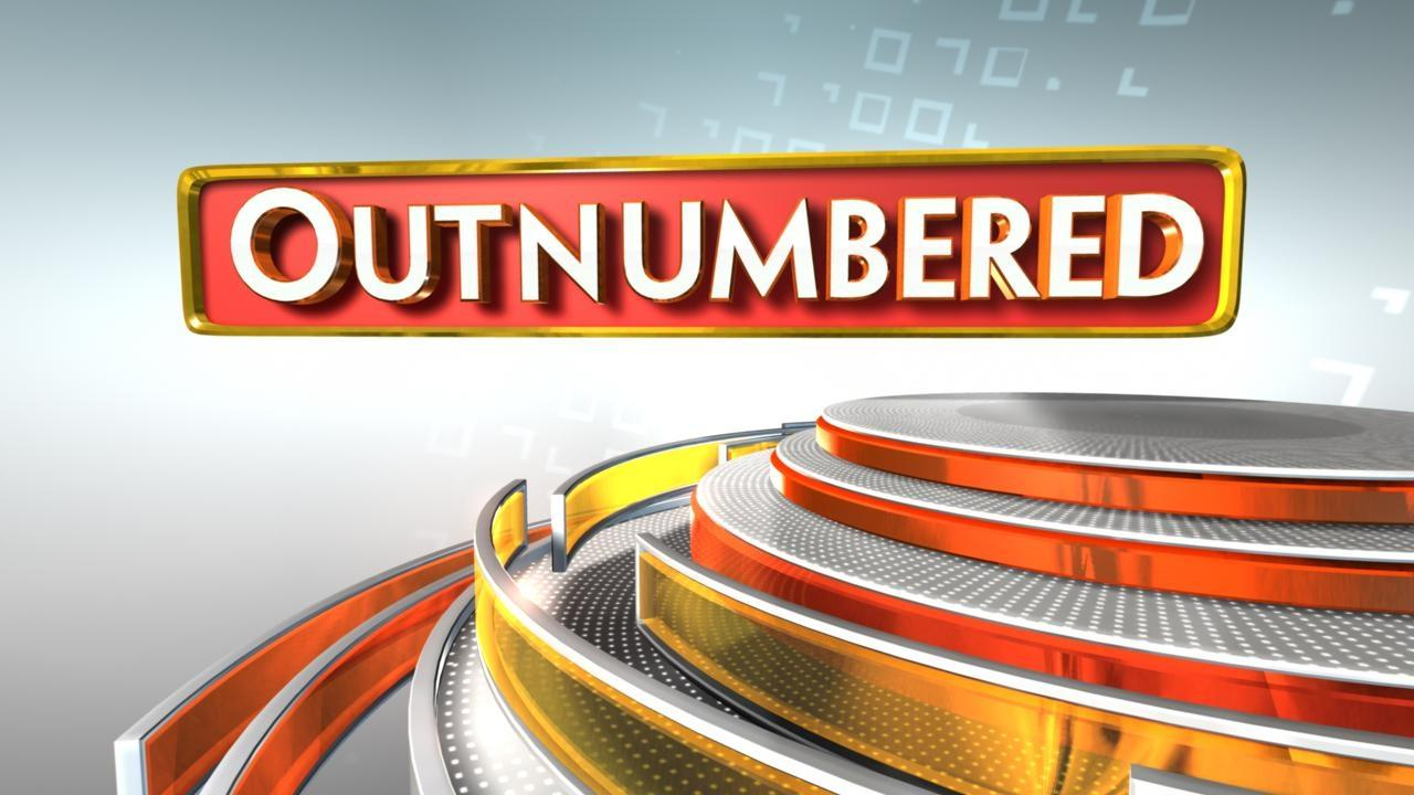 Outnumbered Logo