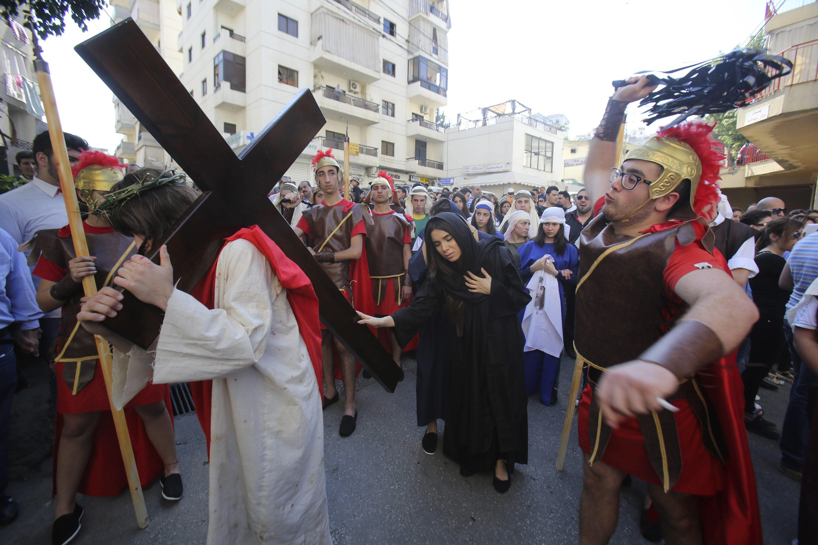 Good Friday Lebanon