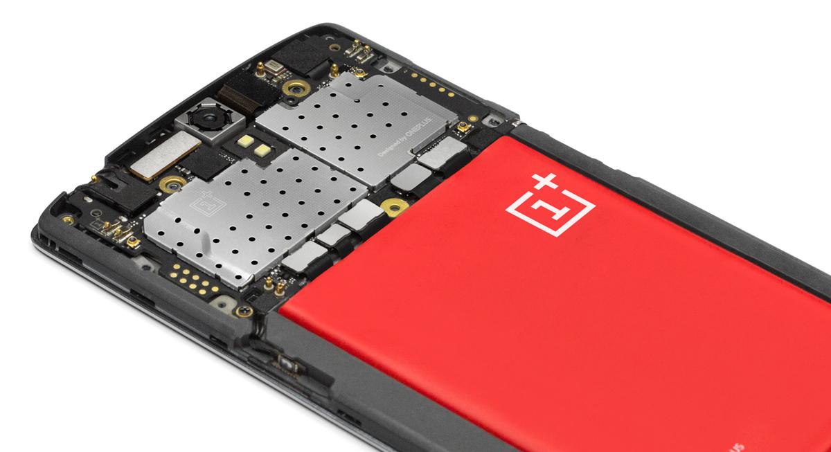 Inside OnePlus One