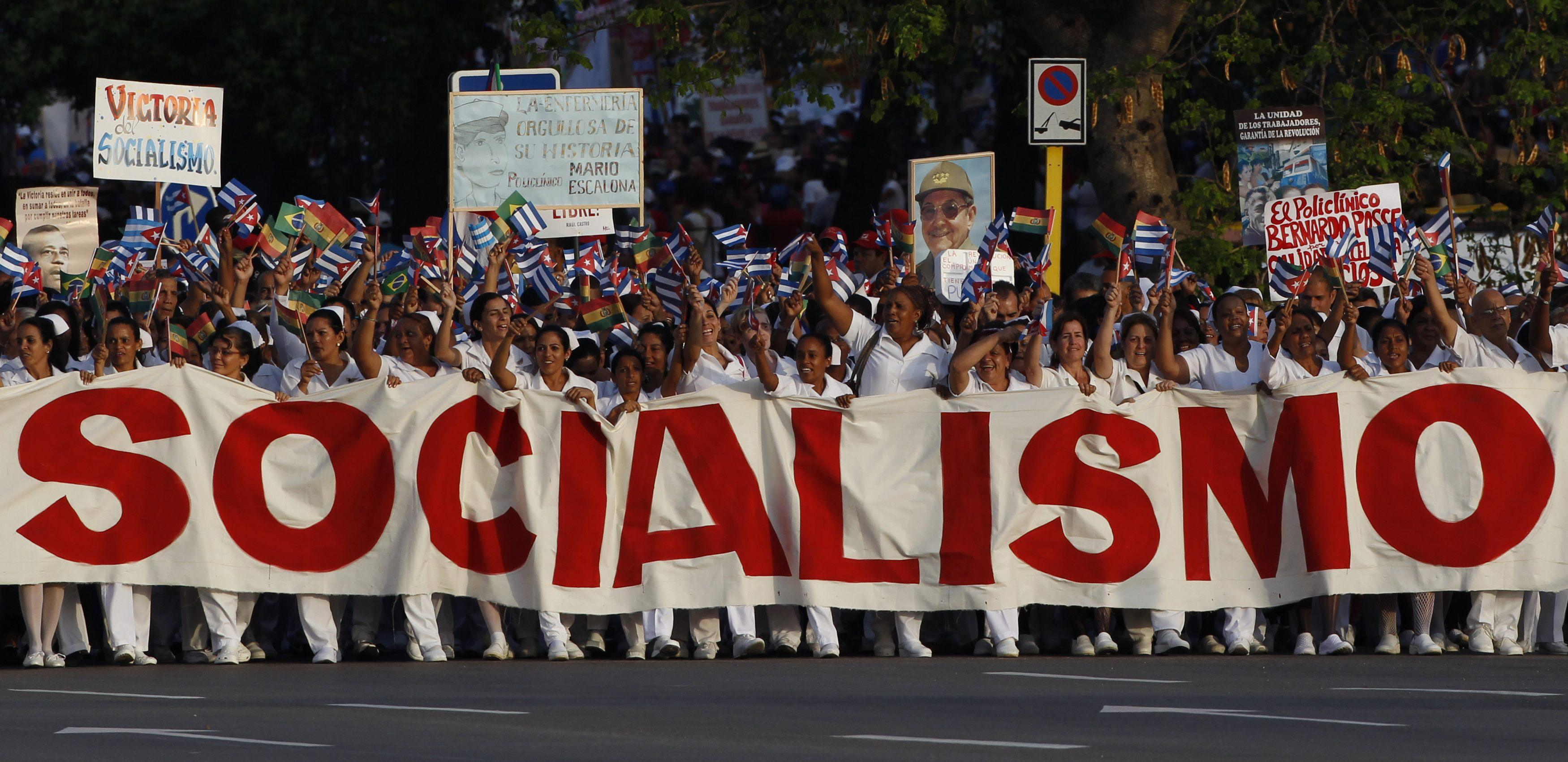 May Day Havana