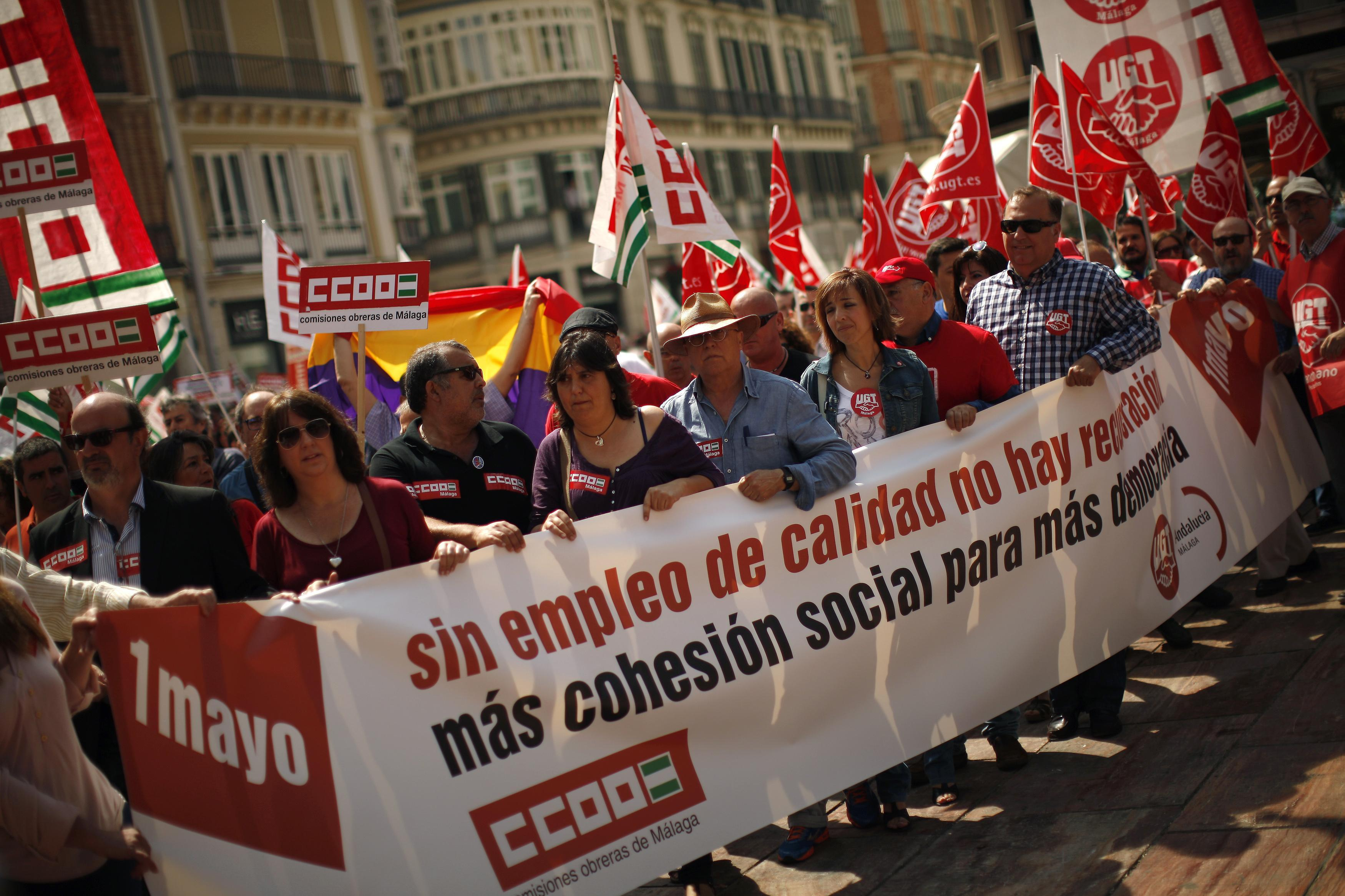 May Day Malaga