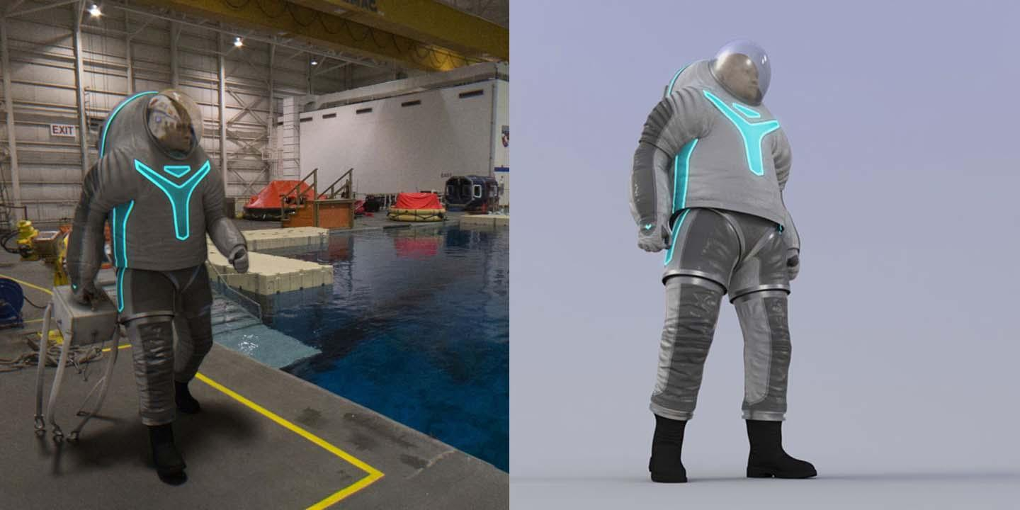 NASA-spacesuit
