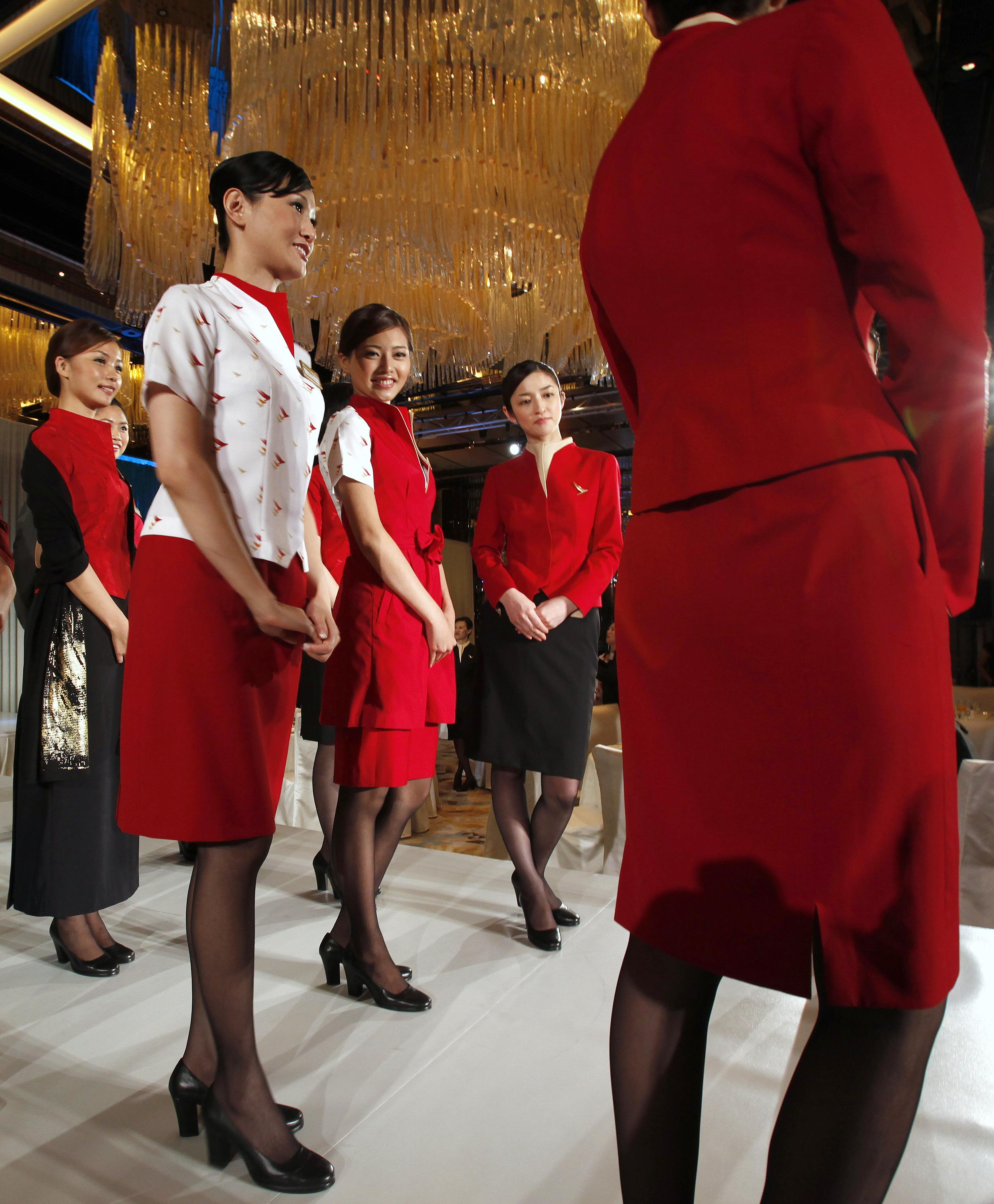Cathay Pacific - A Day in the Life of a Flight Attendant