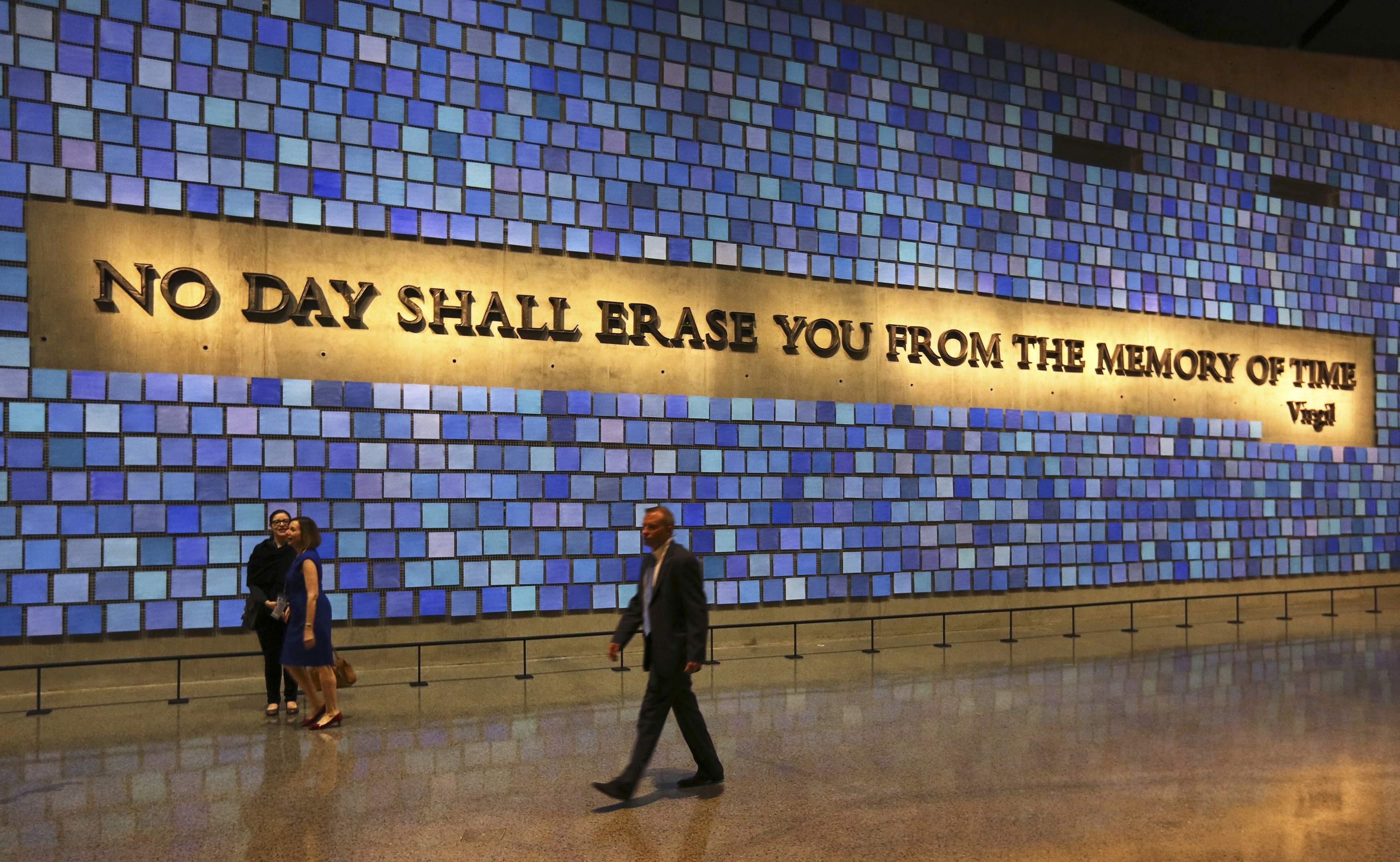 9 11 Memorial Museum Opening In Pictures A Closer Look At