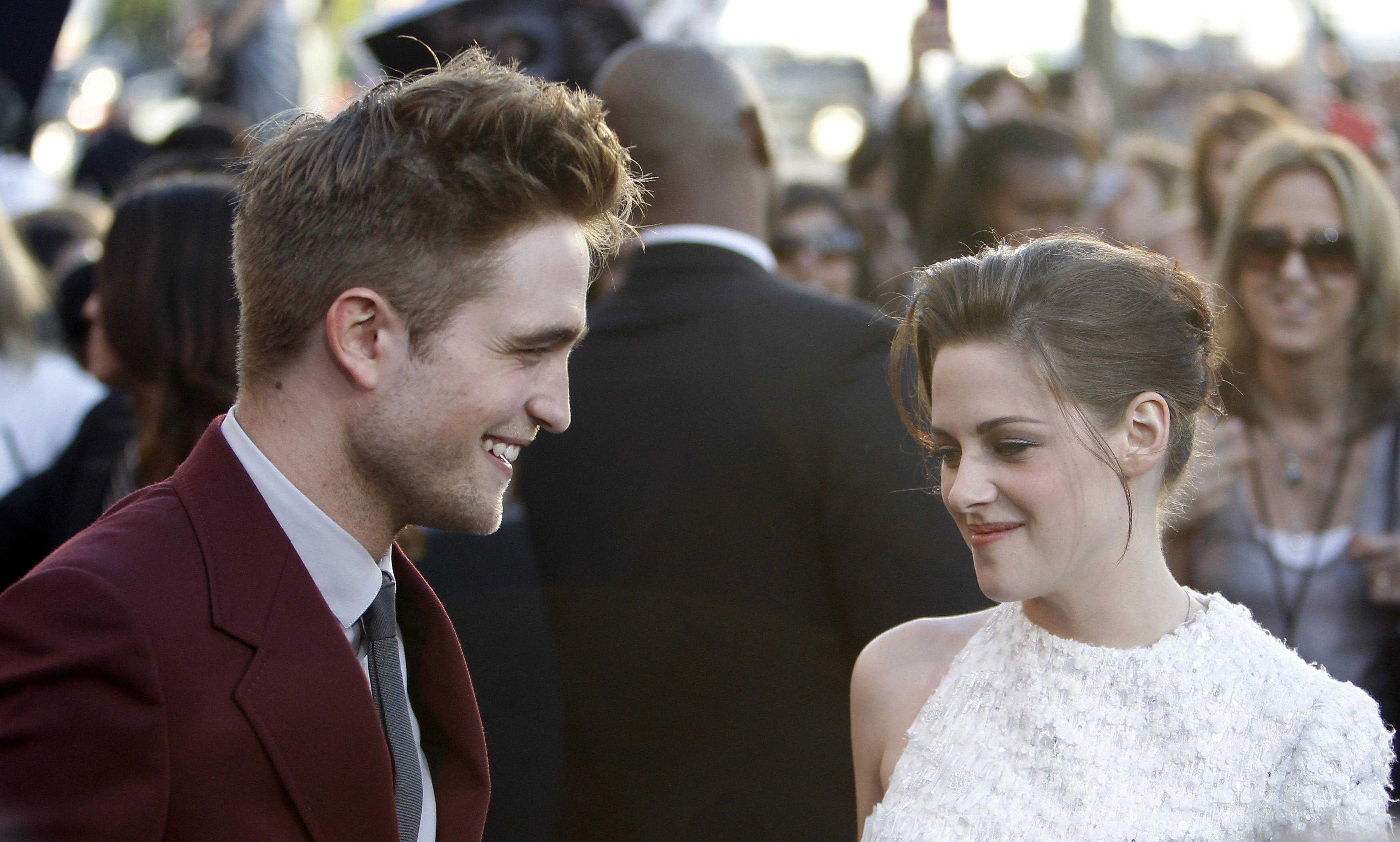 sono Kristen Stewart e Robert Pattinson dating 2013