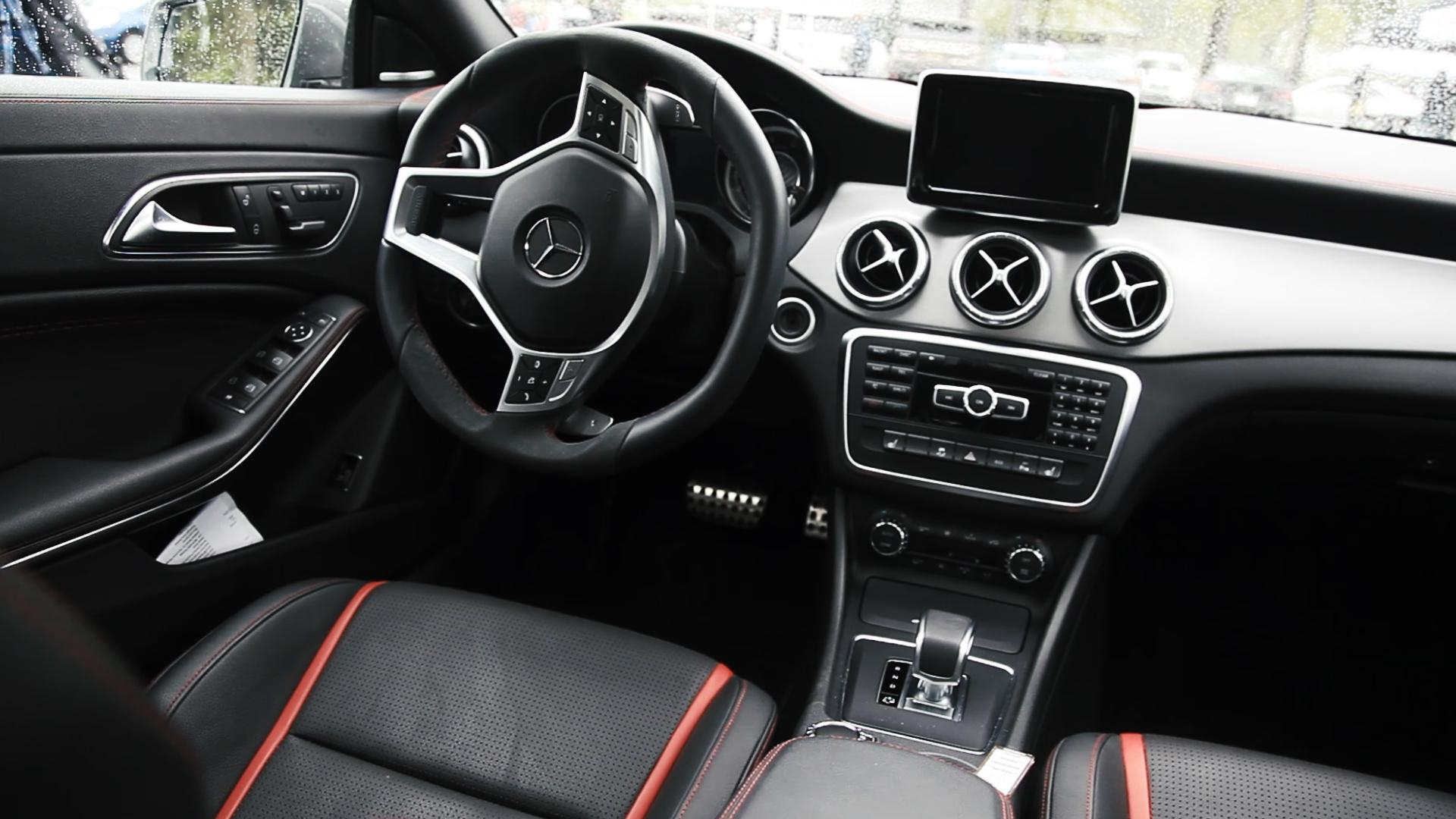 cla 45 amg manual transmission