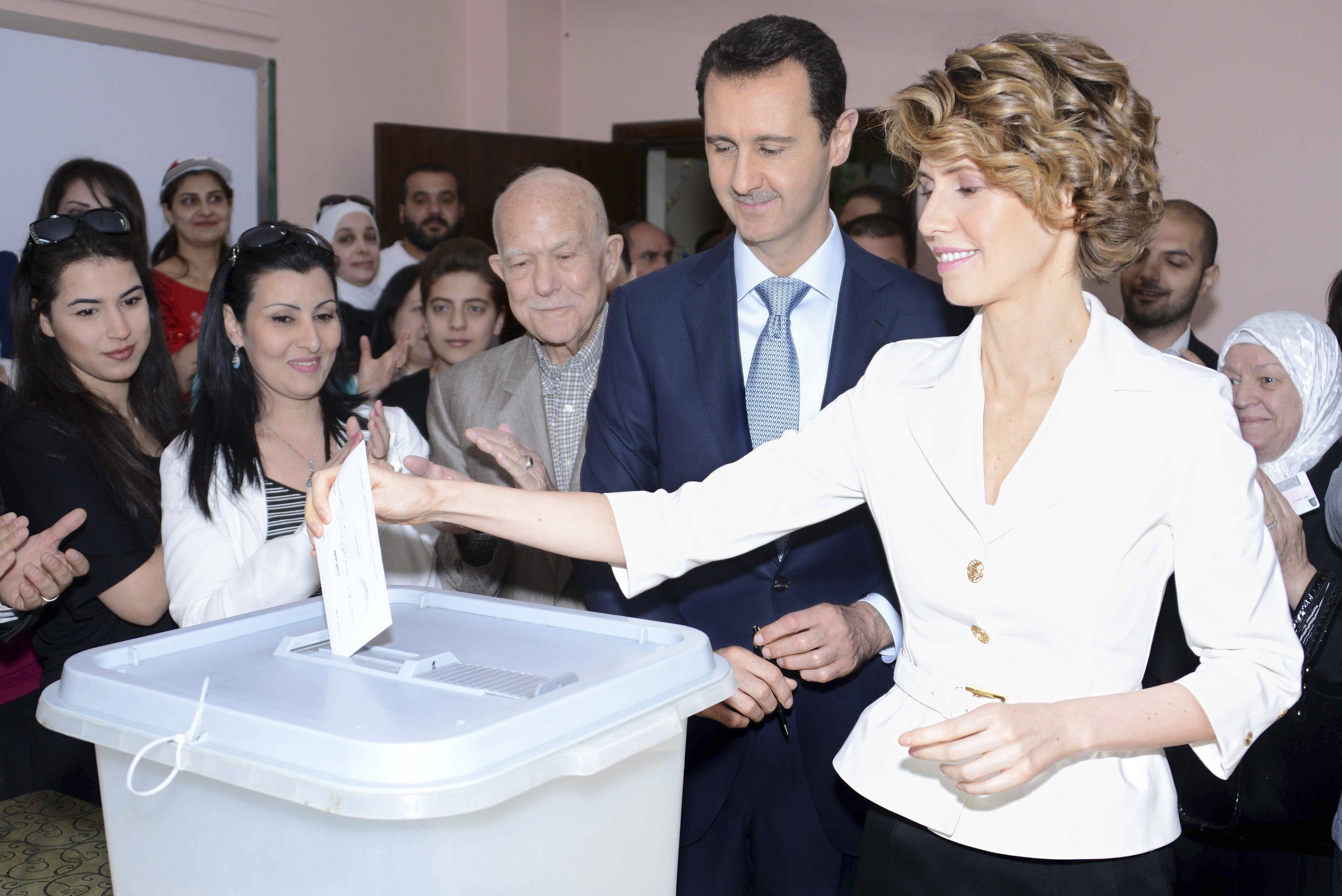 Syrian election