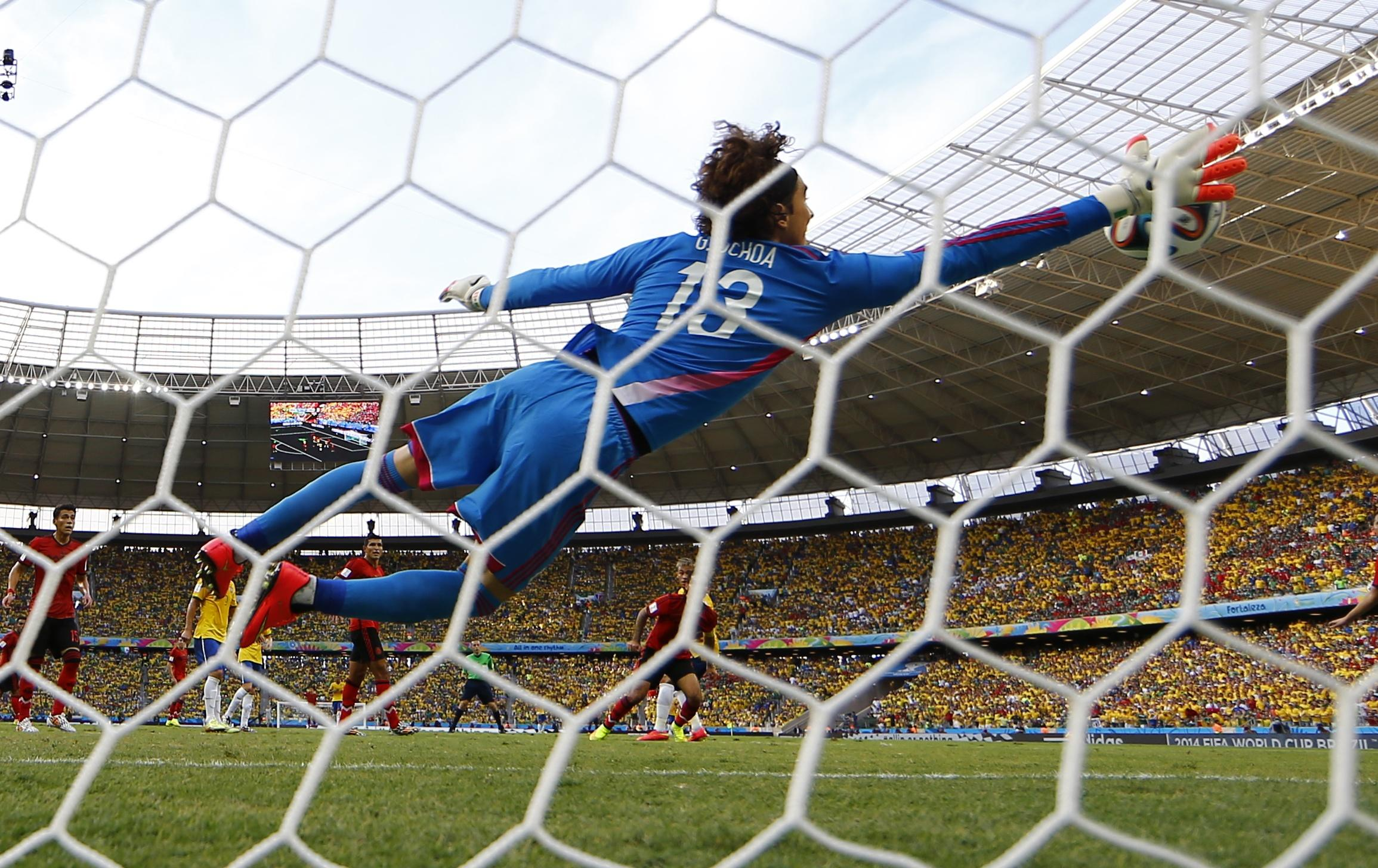 c712a662e Guillermo Ochoa  5 Things To Know About The Mexico Goalkeeper Who ...