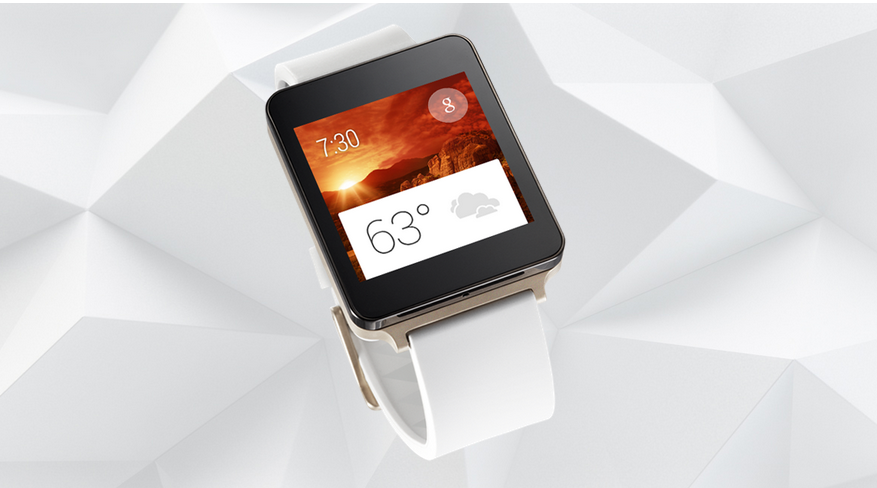 Android Wear LG G Watch official