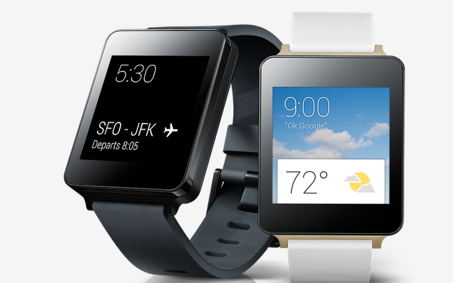 LG G Watch vs Moto 360 vs Samsung Gear Live Android Wear