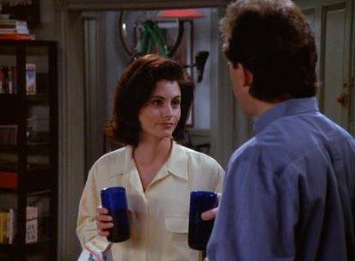 Courtney Cox Seinfeld
