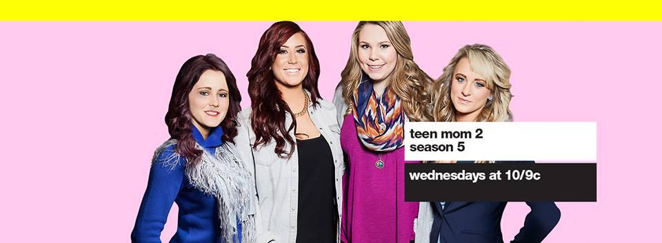 "Teen Mom 2"" Cast"