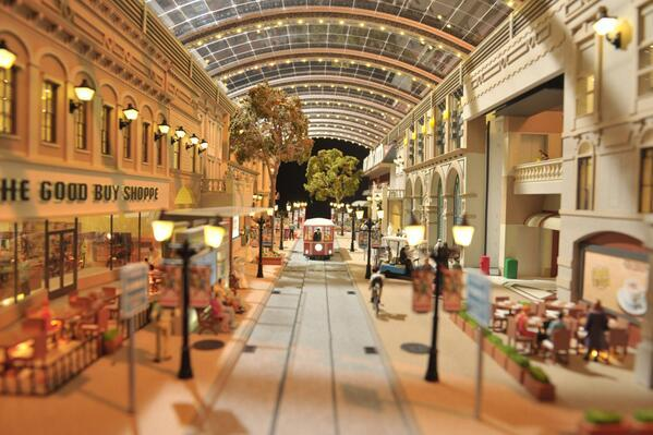 Dubai to build mall of the world world s first indoor for 180 degrees salon dubai