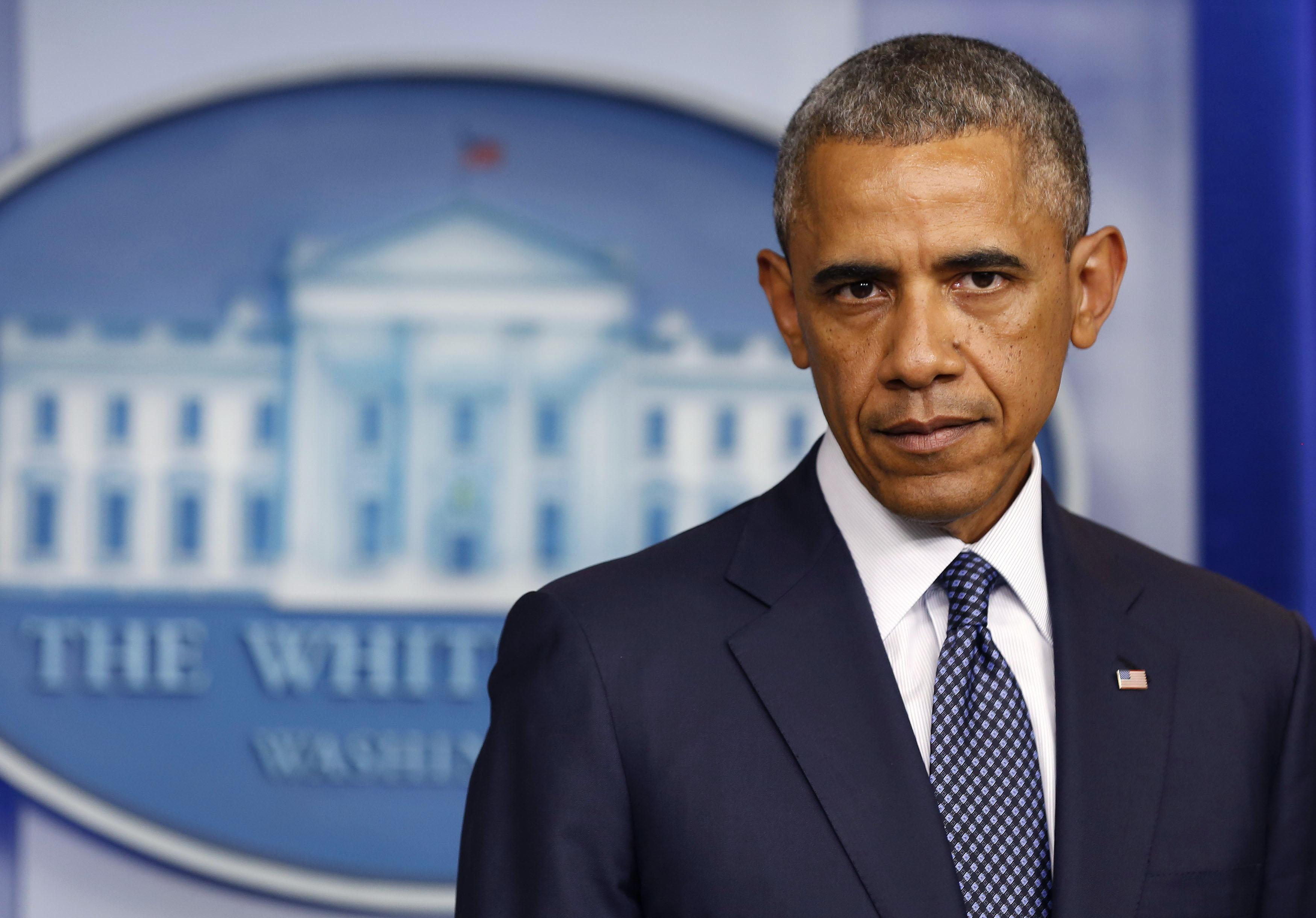 President Obama, Russia Sanctions Press Conference