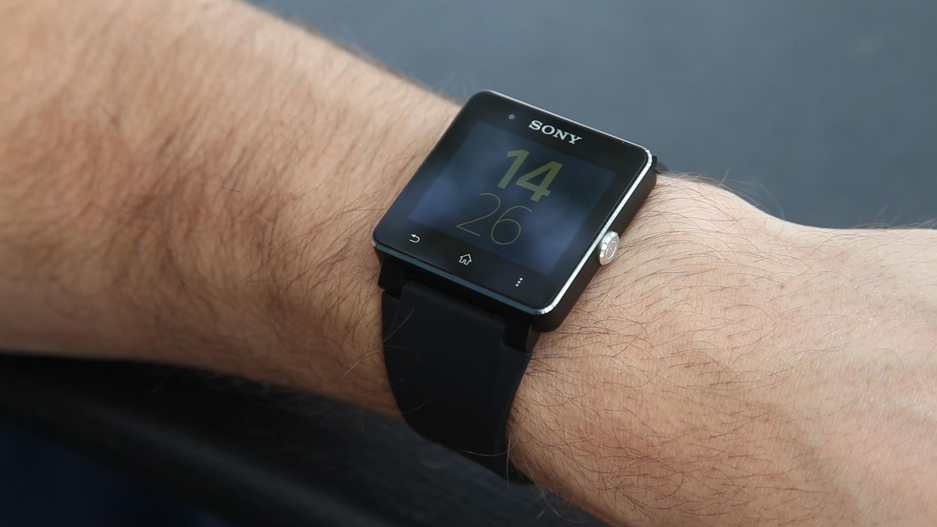 Sony Smartwatch2 Design